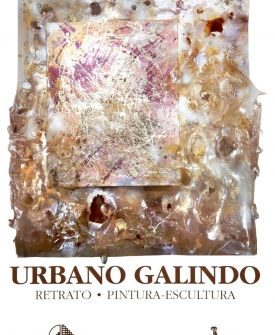 Urbano Galindo – Retrato, Pintura-Escultura