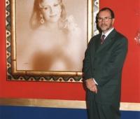 Urbano Galindo and the portrait of Baroness Thyssen