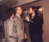 Dr Iglesias Puga and Urbano Galindo