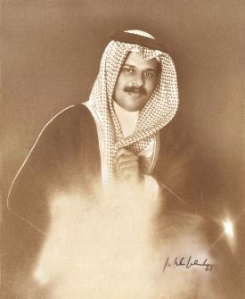 AMBASSADOR TO QATAR, BADER OMAR AL-DAFA