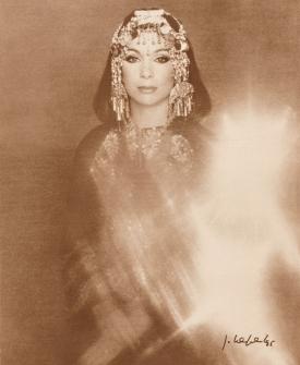 AMBASSADOR'S WIFE TO JORDAN, NATASHA SONIA AL-ADWAN