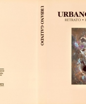 Urbano Galindo – Retrato . Pintura-Escultura