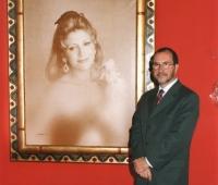 Urbano Galindo y el retrato de la Baronesa Thyssen