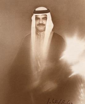 EMBAJADOR DE JORDANIA, MOHAMMED AL-ADWAN